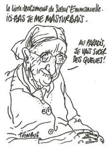 sœur Emmanuelle - Charlie